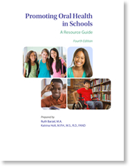 cover of Resource on Promoting Oral Health in Schools: A Resource Guide,4th ed.
