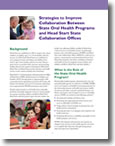 Strategies to Improve Collaboration Between State Oral Health Programs and Head Start State Collaboration Offices